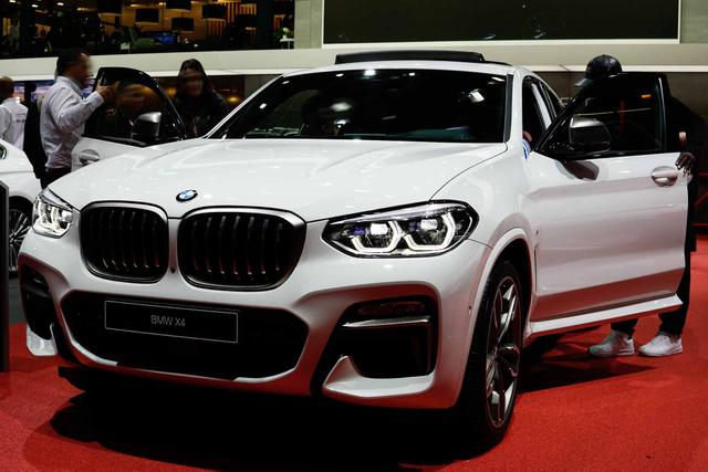 BMW X4 - xDrive30d AT M Sport