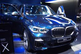 BMW X5, Das Bild ist ein beliebiges Beispiel der frei konfigurierbaren Modellreihe