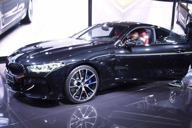 BMW 8er 840d xDrive Coupé