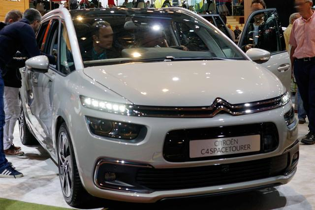 Citroën Grand C4 SpaceTourer - BlueHDi 130 Stop&Start LIVE PACK
