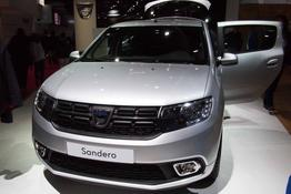 Sandero - Access 0.9 TCe 90PS/66kW 5G 2019