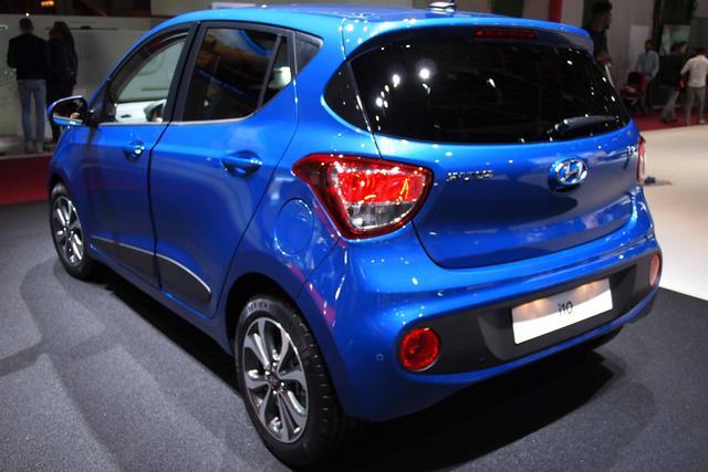 Hyundai i10 - 1.2 YES! Automatik