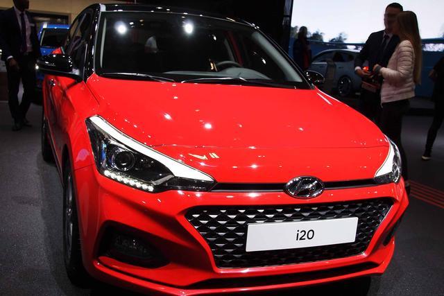 Hyundai i20 - 1.4 74kW Active Pure