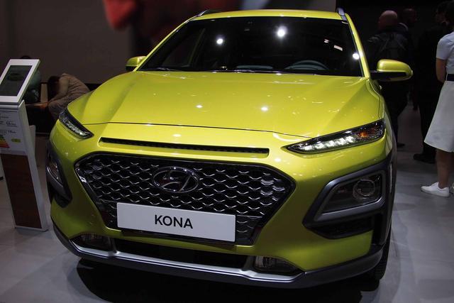 Hyundai Kona - 1.6 T-GDI UNIQUE DCT 2WD