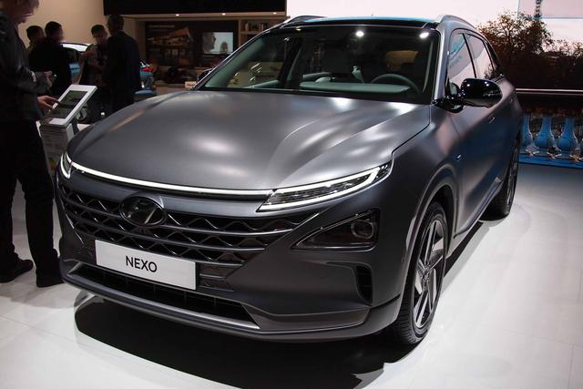 Hyundai Nexo - Fuel Cell