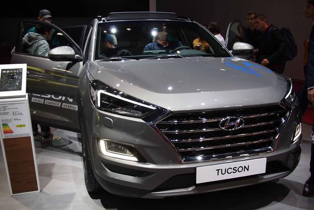 Hyundai Tucson - Premium + Panorama Glasschiebedach