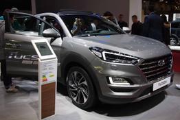 Hyundai Tucson      1.6 T-GDI Selection