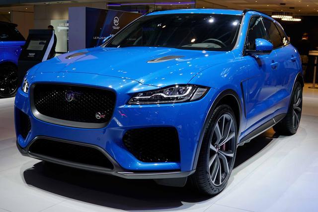 Jaguar F-Pace - SVR AWD Automatik