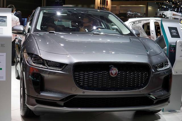 Jaguar I-Pace - S