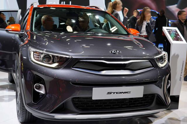 Kia Stonic - Attraction Plus 1.6 CRDI 115PS 2019
