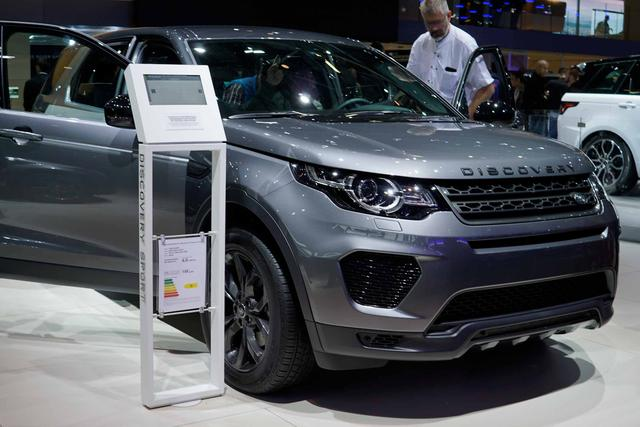 Land Rover Discovery Sport - P250 AWD Automatik SE