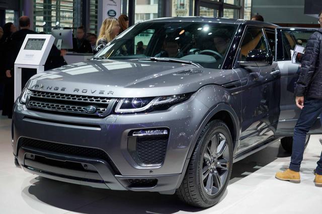 Land Rover Range Rover Evoque - Pure TD4
