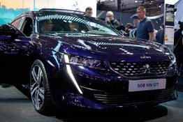 Peugeot, Beispielbilder, ggf. teilweise mit Sonderausstattung