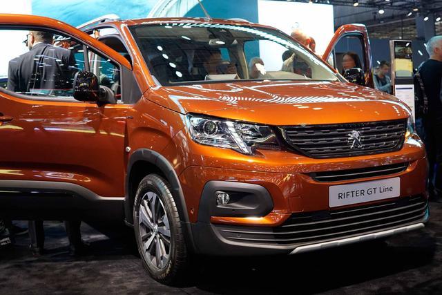 Peugeot Rifter BlueHDi 100 Active Pack L1