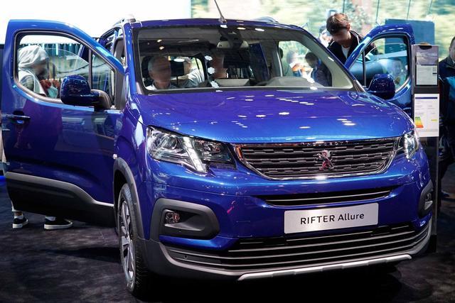 Peugeot Rifter - BlueHDi 100 Access L1