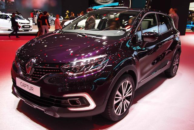 Renault Captur - Limited