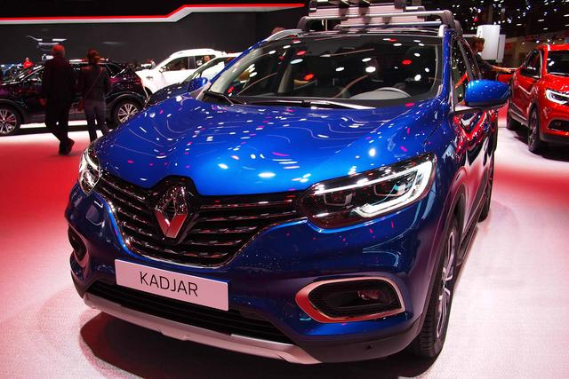 Renault Kadjar - Zen 1.3 TCe 140PS 6G