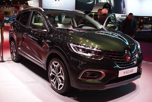 Renault Kadjar - Bose 1.5 dCi 115PS/85kW EDC7 2019