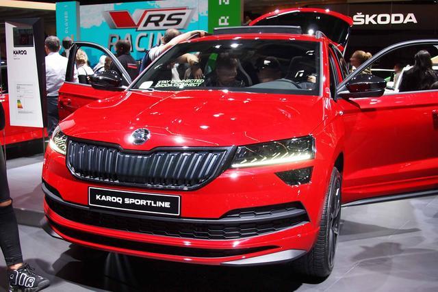Skoda Karoq - Sportline 1.5 TSI 110 kW/150 PS 6-Gang, 4 JAHRE GARANTIE, Modell 2021 Bestellfahrzeug frei konfigurierbar