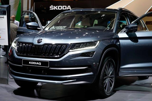 Lagerfahrzeug Skoda Kodiaq - Style 1.5 TSI 7-Sitzer ACT 150PS DSG7 2020