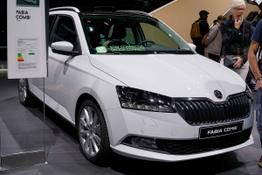 Fabia Combi - Active 1.0 TSI 95PS 5G 2019