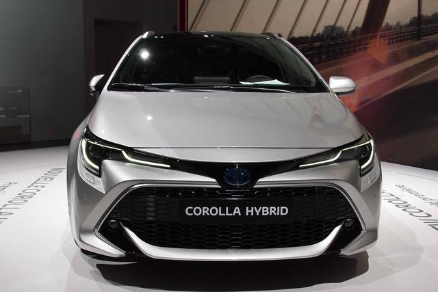 Toyota Corolla - TREK