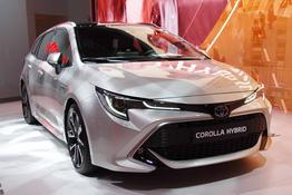 Toyota Corolla Touring Sports - T1 1.2 Benzin 116PS 6G 2019