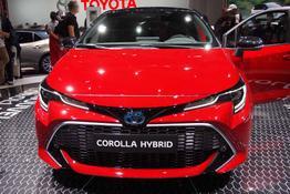 Toyota Corolla - Benziner T1 1.2 Benzin 116PS 6G 2019