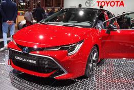 Corolla - H3 2.0 Hybrid 180PS/132kW CVT 2019