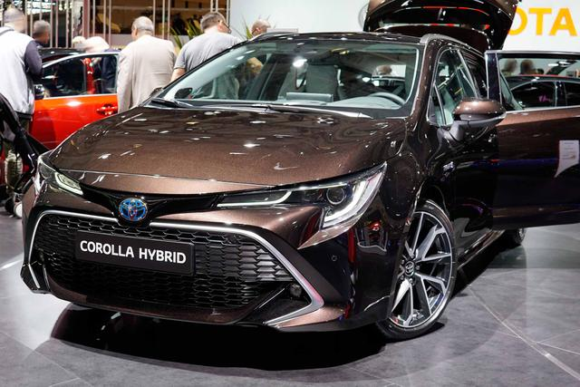 Toyota Corolla - H3