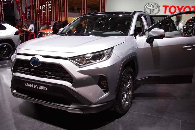 Bestellfahrzeug, konfigurierbar Toyota (EU) RAV4 - H3 Hybrid 218 PS, CVT