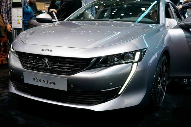Bestellfahrzeug, konfigurierbar Peugeot 508 - BlueHDi 130 Allure