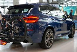 BMW X3      xDrive20d ADVANTAGE AT