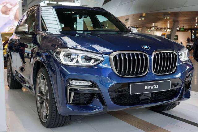 BMW X3 - xDrive25d ADVANTAGE AT