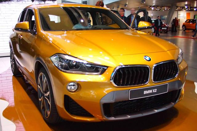 BMW X2 - sDrive18i Advantage