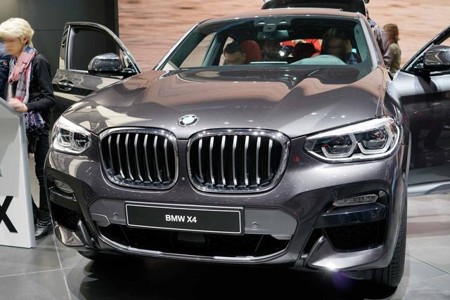 BMW X4 - xDrive30d AT xLine