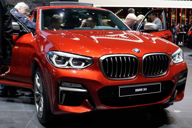 BMW X4 - M COMPECOTECITION