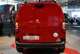 Berlingo Kastenwagen, Das Bild ist ein beliebiges Beispiel der frei konfigurierbaren Modellreihe