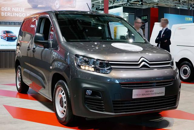 Citroën Berlingo Kastenwagen BlueHDi 100 S&S CLUB XL 2,4t