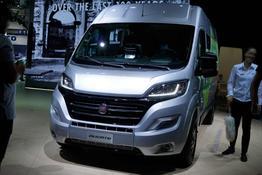 Fiat Ducato      L4H2 RS: 4035 mm 180 Power 2,3 Multijet Euro 6-Temp ! KLIMA-KAMERA-CD-BLUETOOTH- 260 Grad Türen