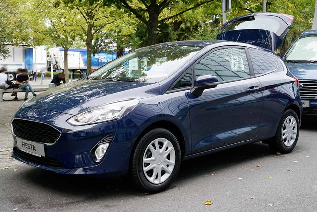 Fiesta Connected 1.0 EcoBoost 125PS/92kW DCT 2021