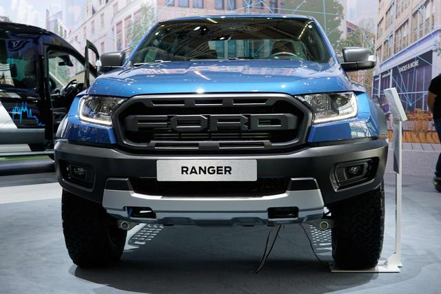 Ford Ranger WildTrak 3.2 TDCi 200 4x4 Aut Navi Xenon Kamera PDC AHK Modell 2020