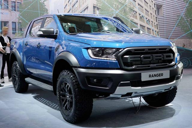 Ford Ranger XL 2.0 TDCi 130 PS Klima Temp Spur