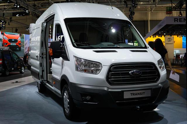 Ford Transit 410 L3H2 125kW Heck Trend