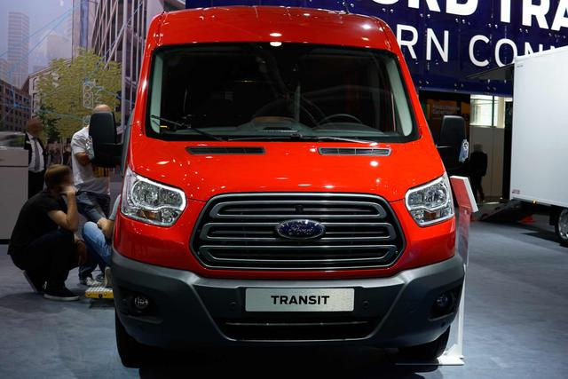 Ford Transit - 410 L3H2 125kW Heck Basis