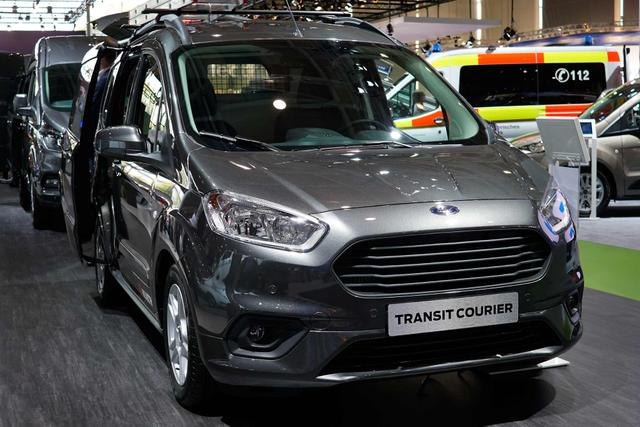 Ford Transit Courier 1.0 EcoBoost 74kW Basis