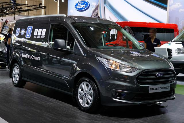 Ford Transit Connect Kombi - T220 L1 1,5 EcoBlue 74kW Trend M1