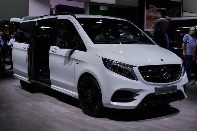 Mercedes-Benz V-Klasse 200d RISE