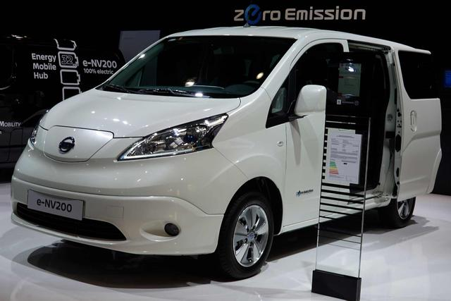Nissan e-NV200 Kombi Electric Comfort