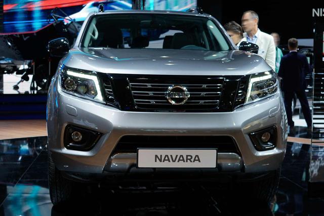 Navara Visia King Cab 2.3 dCi 4WD 160PS/117kW 6G 2020